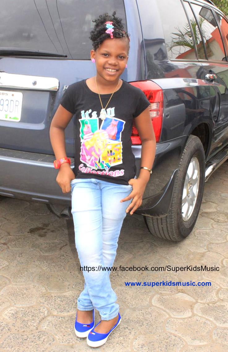 The Biography Of Adaeze Onyekwelu (SuperKids) [Age, Life Profile ...