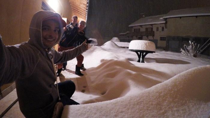 snow lots