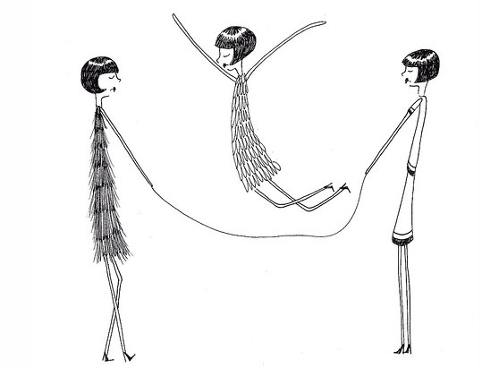 the flappers