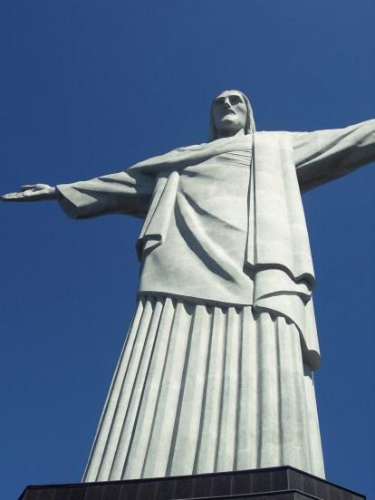 Die Christusstatue