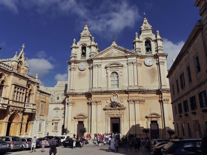 Kirche in Mdina