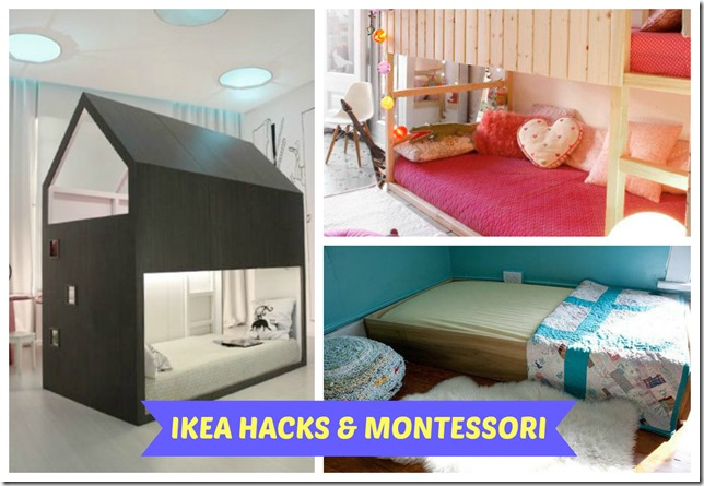 ikea hacks montessori