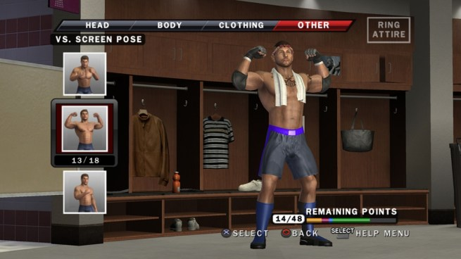Create-a-Superstar (CAW) - Smackdown vs RAW 2010 / THQ.com