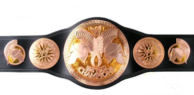 WWE Tag Team Championships