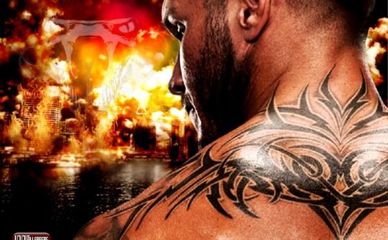 Randy Orton Wallpaper / Cortesia de WWEWrestlingWallpapers (wwwallpapers.net)