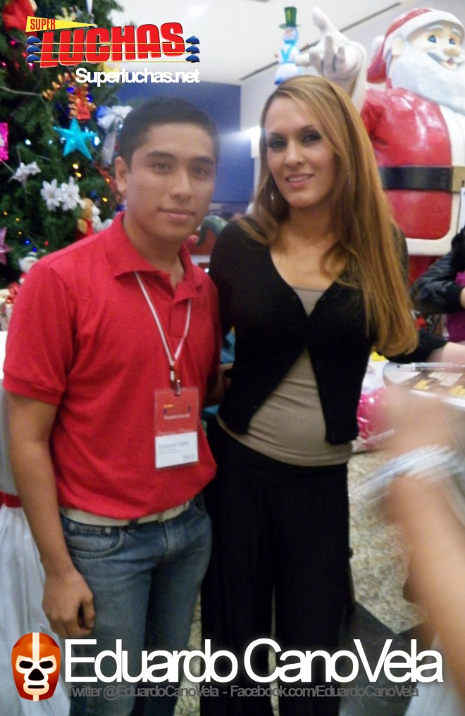 Melissa en Mérida - Image by @eduardocanovela
