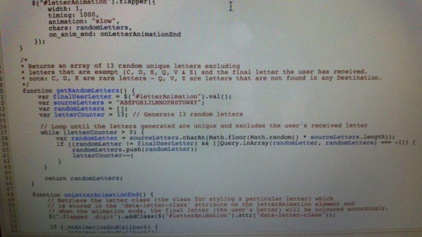 WalkersSpellGoCode