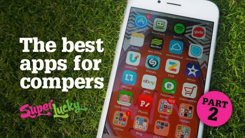 The best mobile apps for compers