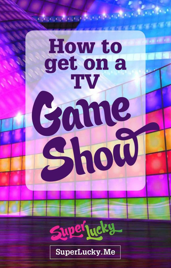 Top tips: How to get on a TV Game Show or Quiz Show