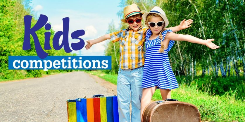 Kids Creative Competitions to keep them busy over the summer holidays