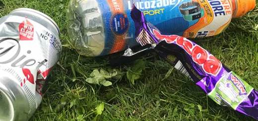 Wombling for Wins: litter-picking for prizes