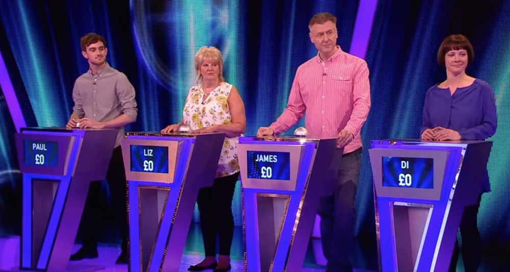 What's it like on Tipping Point?
