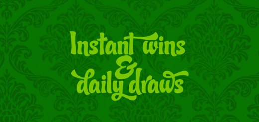 List of UK instant win competitions and daily prize draws
