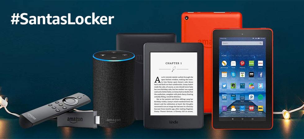 Amazon Santas Locker is back!