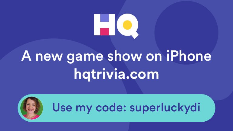 Play HQ Trivia and win cash prizes
