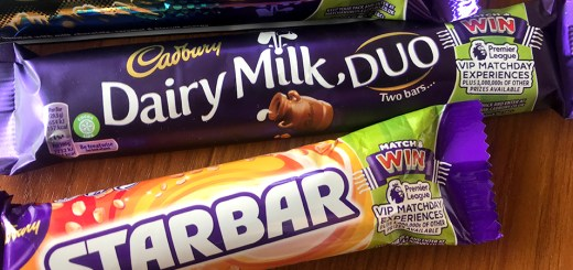 Cadbury Match and Win