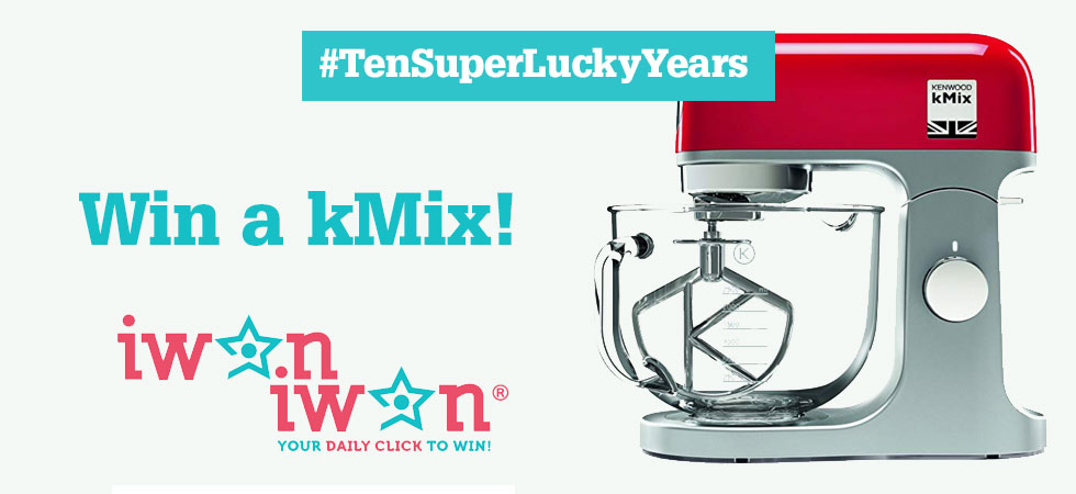 Win a Kenwood K-Mix