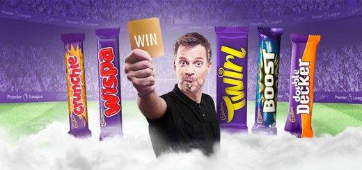 Cadbury You're Off 2019 Premier League Promotion