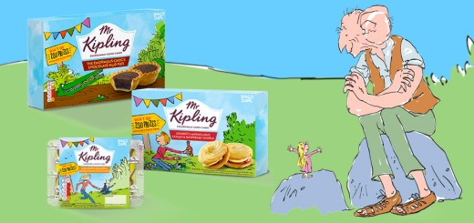 Mr Kipling Competition