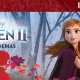 WIn prizes in the Iceland Frozen 2 promotion