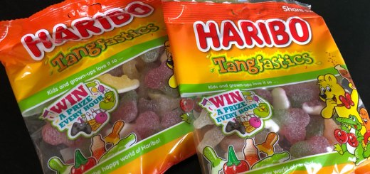 Haribo Prizes instant win promotion
