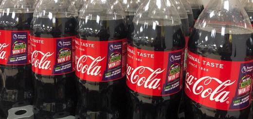 Win Premier League prizes instantly when you buy Coke!