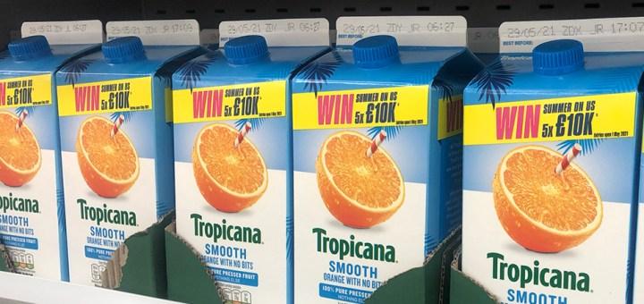 Tropicana Summer Win 10k