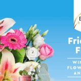 Win 150 prizes every week with Blossom Hill Friendship Fridays!