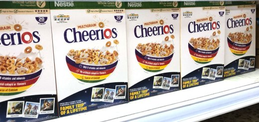 Win a Universal Parks & Resorts to the USA with Cheerios
