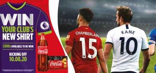 Win Premier League shirts with Coca-Cola