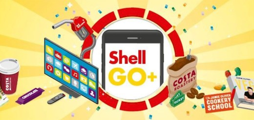 Scan & Win at Shell Garages