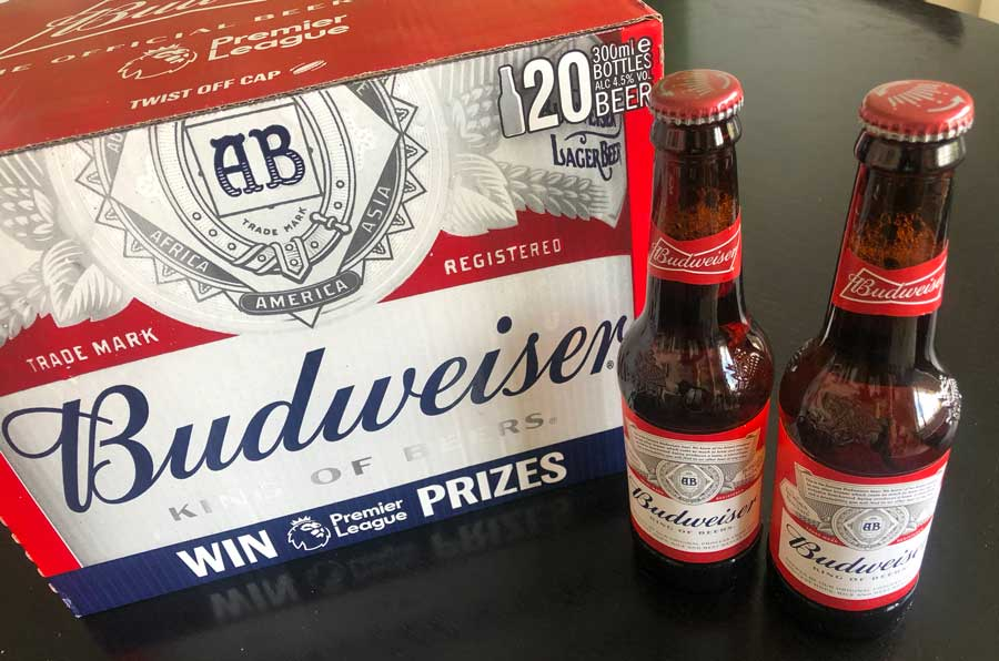 Budweiser Premier League promotion