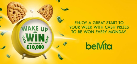 Belvita Wake Up and Win
