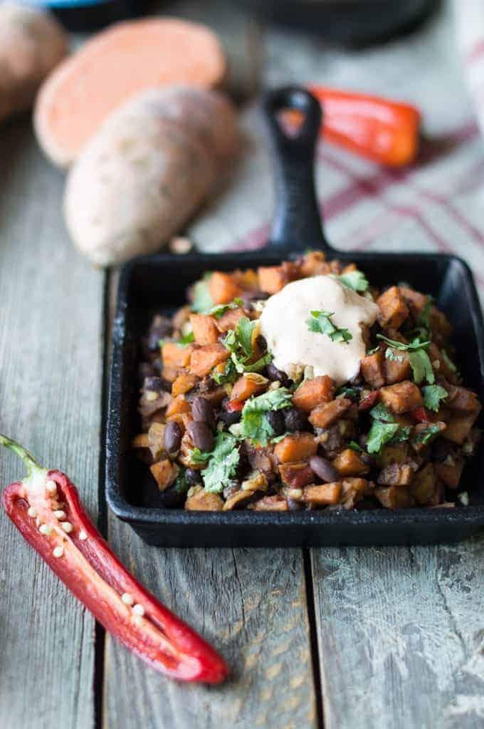 sweet potato hash4a