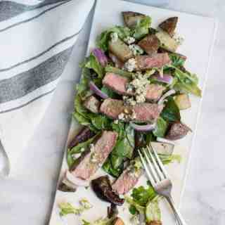 Pittsburgher Steak Salad