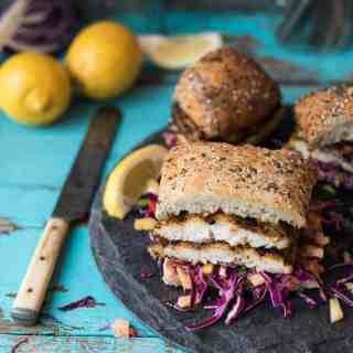 Blackened Catfish Sandwich
