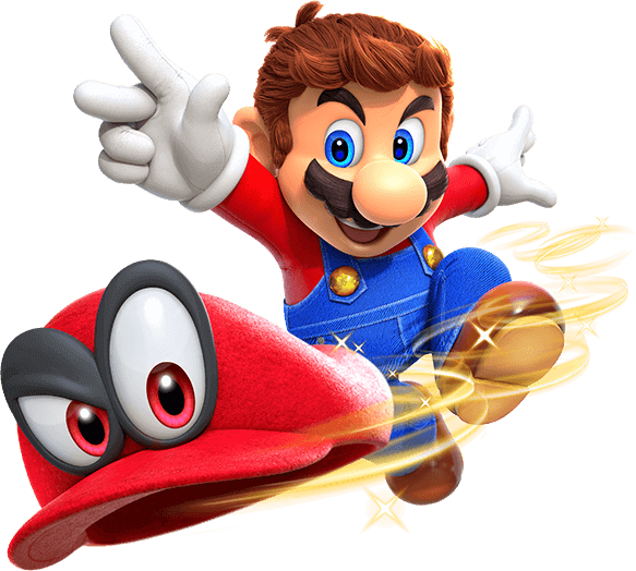 Super Mario Odyssey For The Nintendo Switch Home Gaming