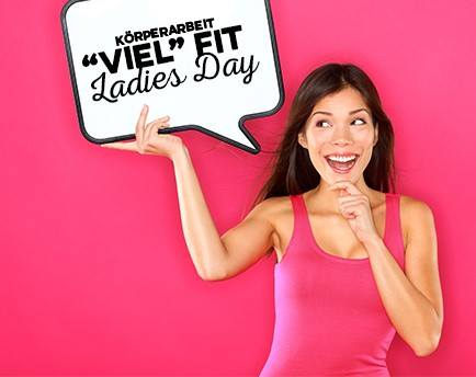 """Viel"" FIT LADIES DAY"