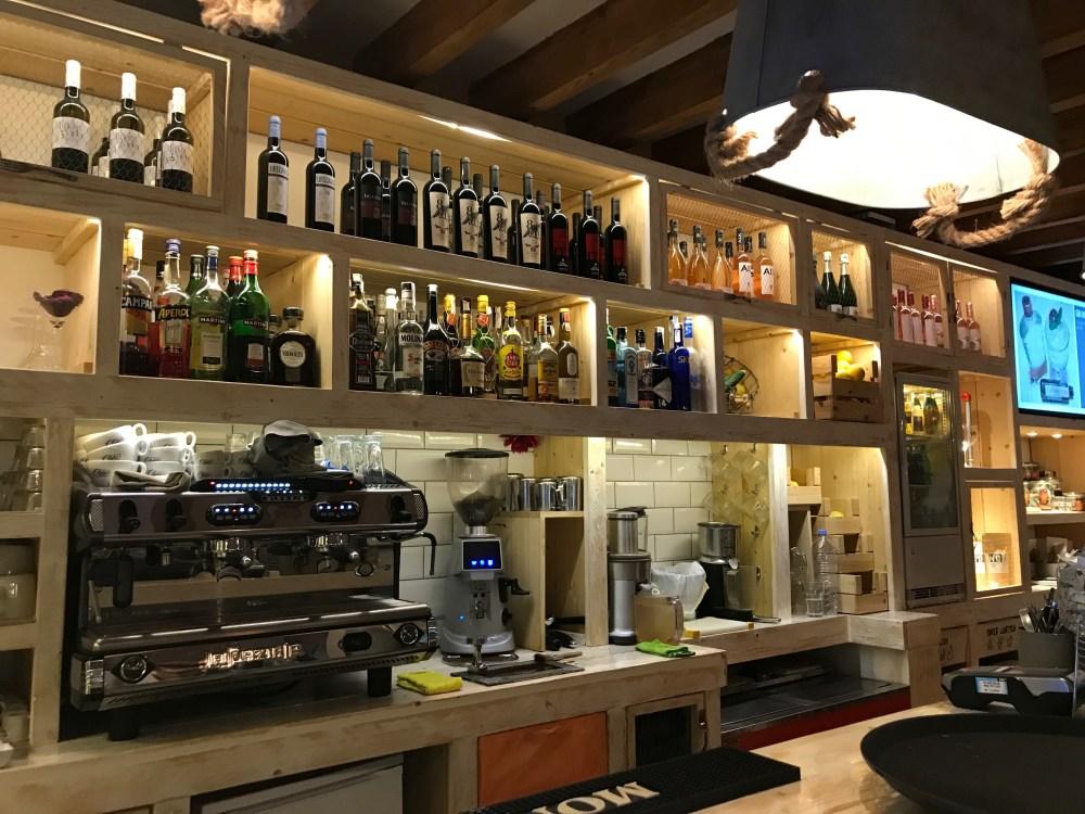 Bar Claro Palma: Bar