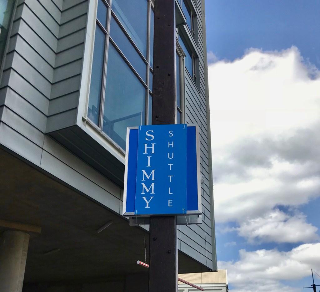 Shimmy Beach Club: Shuttle