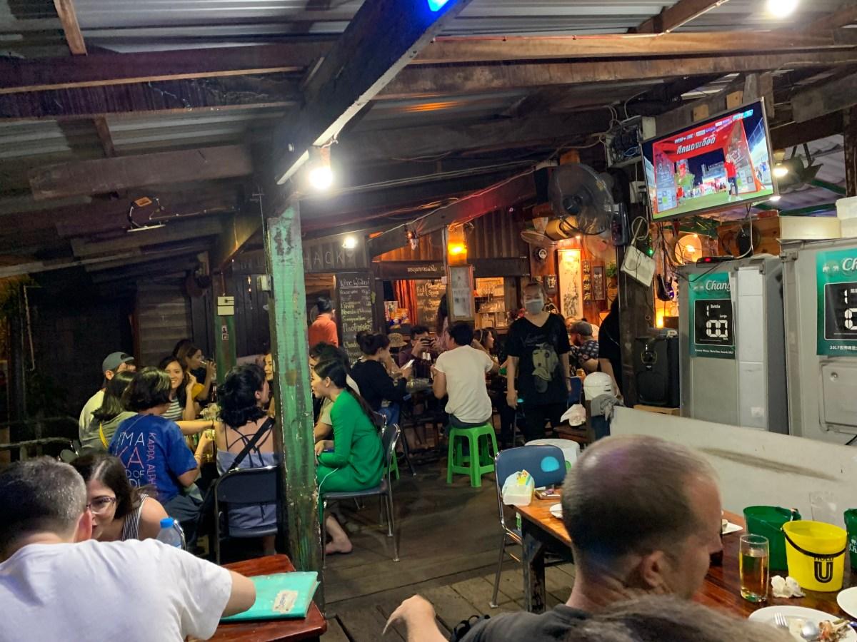 Weltreise: Bangkok Jack´s Food & Drink Restaurant