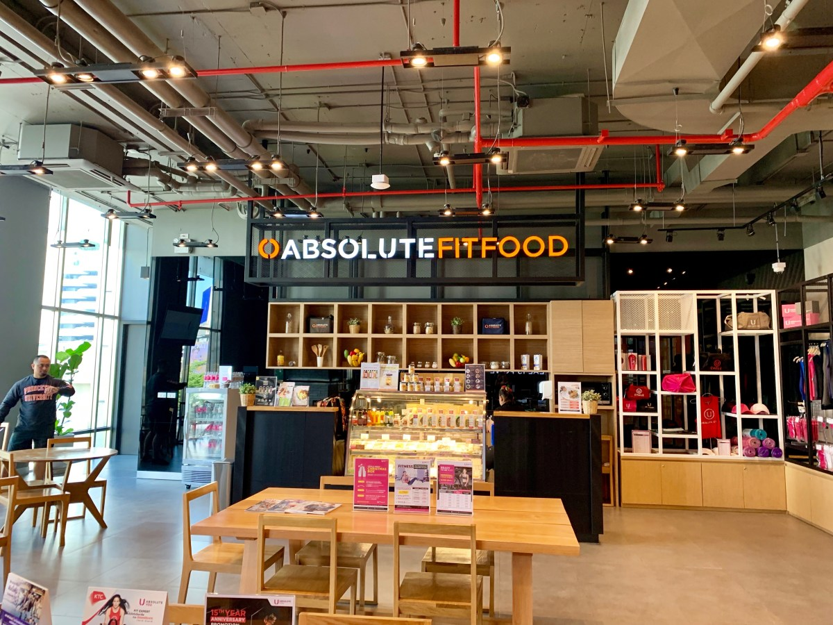 Weltreise: Bangkok Absolute You Fitfood-Bar