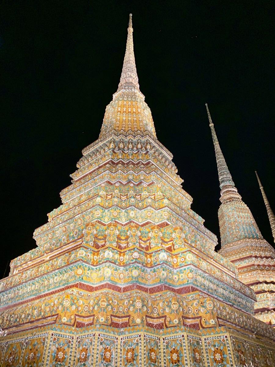 Weltreise: Bangkok Tempel Wat Pho 2