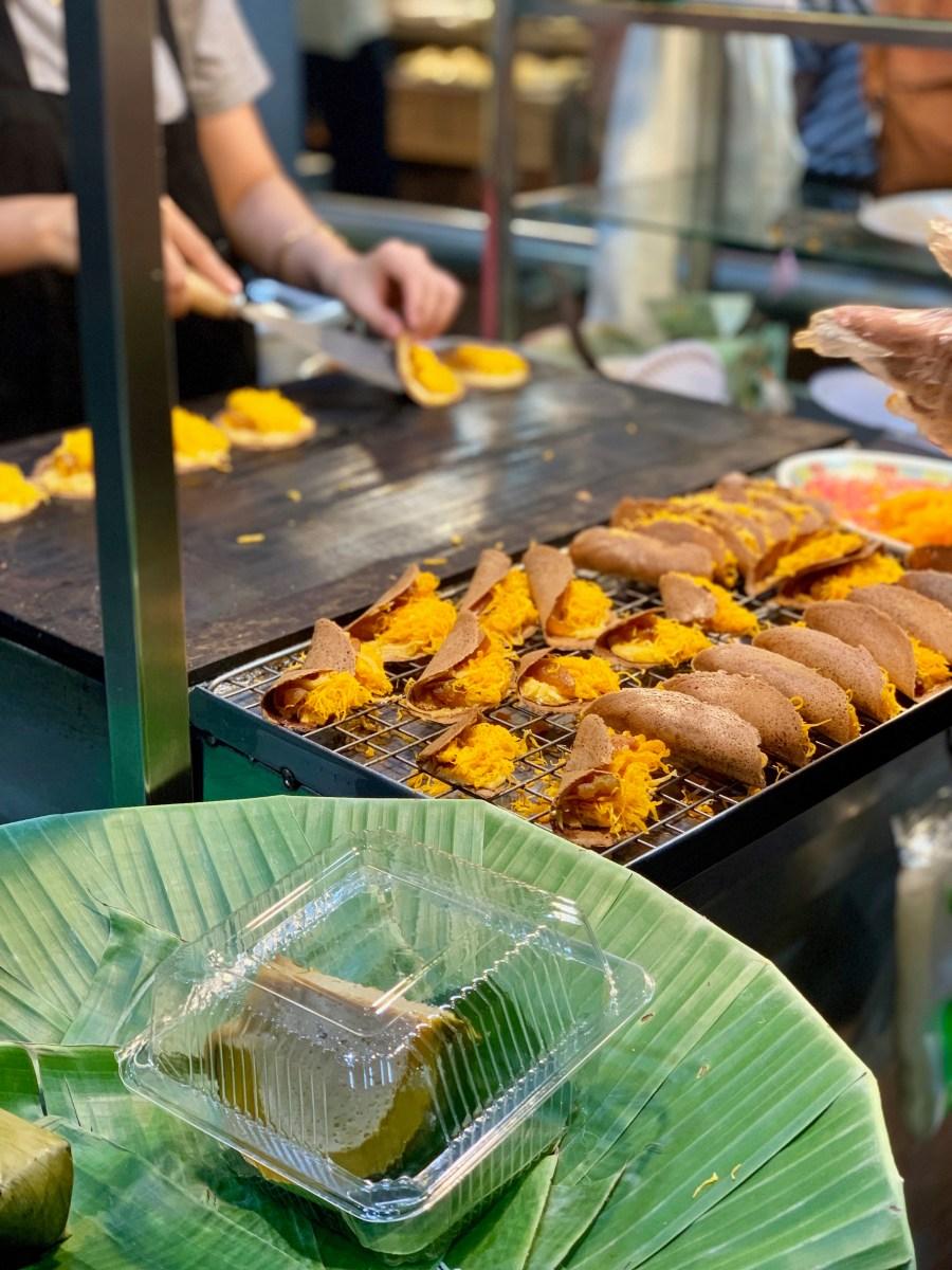 Weltreise: Bangkok Streetfood Nachspeise 2
