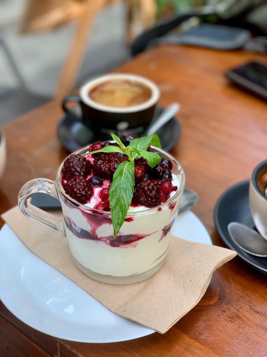 Weltreise: Sydney Frühstückspause