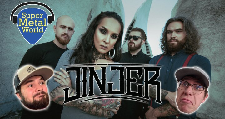 Jinjer: An Interview With Vocalist Tatiana Shmailyuk
