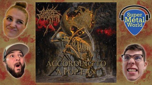 Death Atlas album art with co-hosts