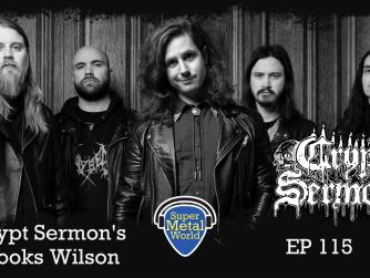 Crypt Sermon band members