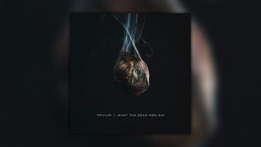 What the Dead Men Say album art