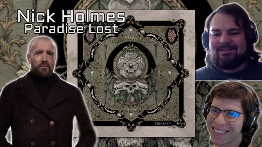 Paradise Lost's Nick Holmes